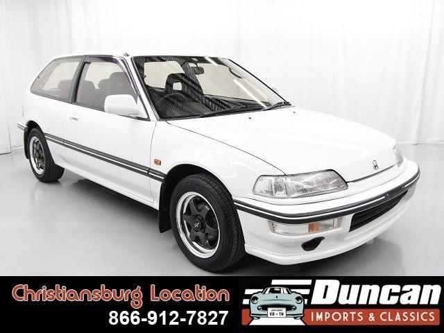 1991 Honda Civic (CC-1351993) for sale in Christiansburg, Virginia