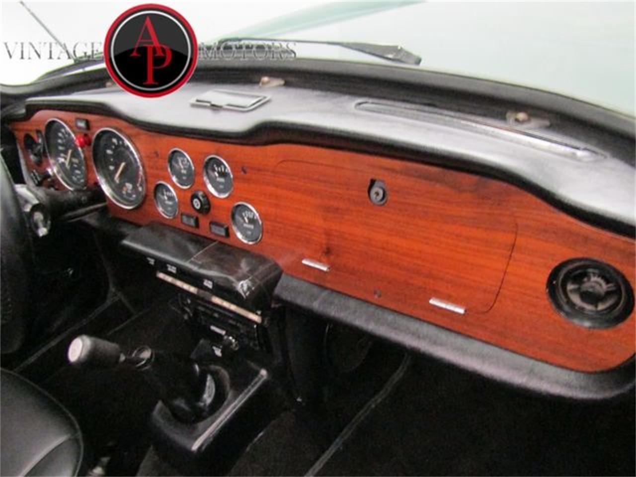 1974 Triumph TR6 (CC-1350020) for sale in Statesville, North Carolina