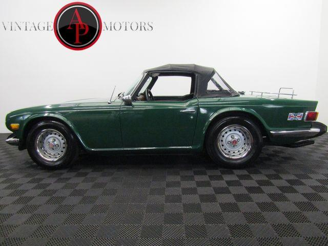 1974 Triumph TR6 (CC-1350020) for sale in Statesville, North Carolina