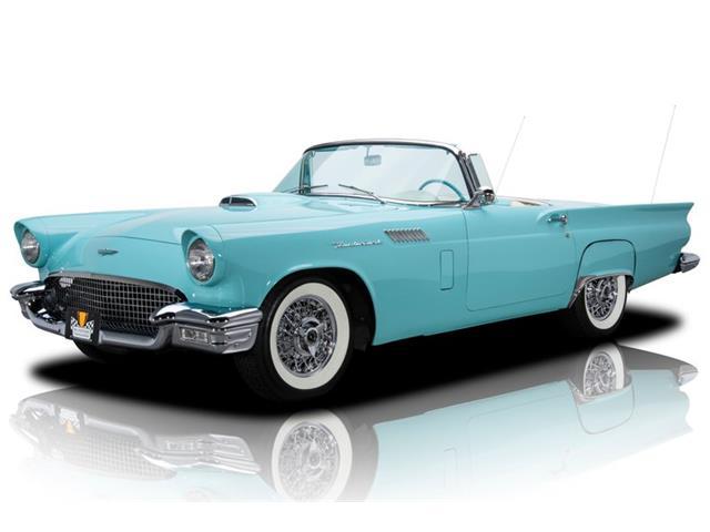 1957 Ford Thunderbird (CC-1352007) for sale in Charlotte, North Carolina