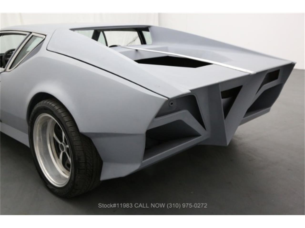 1972 De Tomaso Pantera (CC-1352011) for sale in Beverly Hills, California