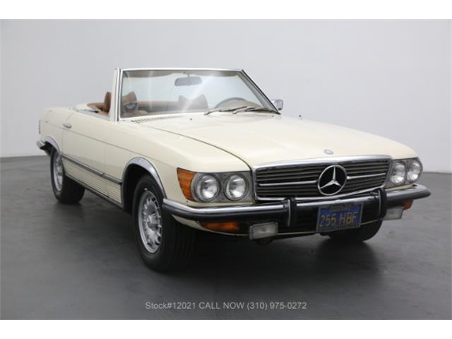 1972 Mercedes-Benz 350SL (CC-1352013) for sale in Beverly Hills, California