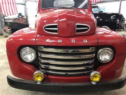 1950 Ford F1 (CC-1352017) for sale in West Pittston, Pennsylvania