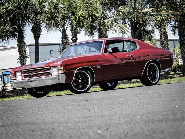 1971 Chevrolet Chevelle (CC-1352025) for sale in Palmetto, Florida
