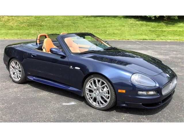2006 Maserati Gransport (CC-1352026) for sale in West Chester, Pennsylvania