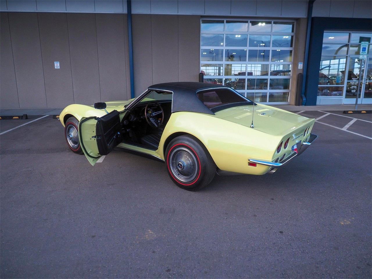 1968 Chevrolet Corvette (CC-1352033) for sale in Englewood, Colorado