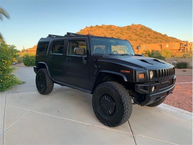 2003 Hummer H2 (CC-1352036) for sale in Punta Gorda, Florida