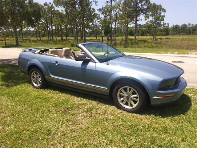 2006 Ford Mustang (CC-1352037) for sale in Punta Gorda, Florida