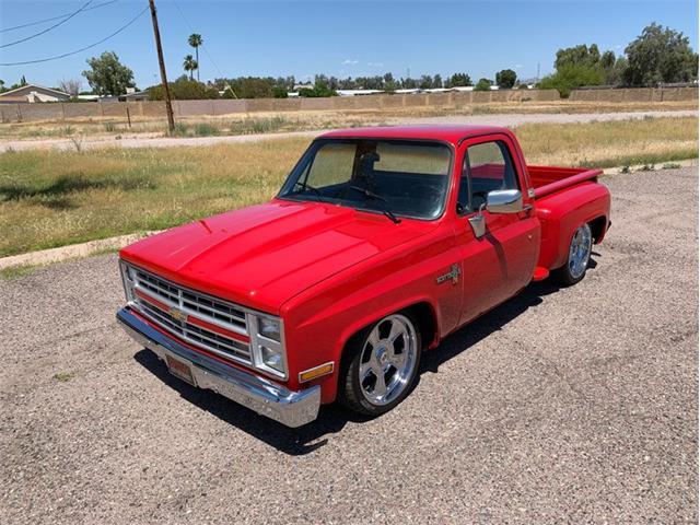 1986 Chevrolet C10 (CC-1352040) for sale in Punta Gorda, Florida