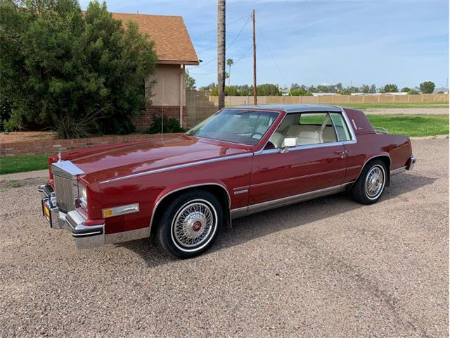 1983 Cadillac Eldorado (CC-1352046) for sale in Punta Gorda, Florida