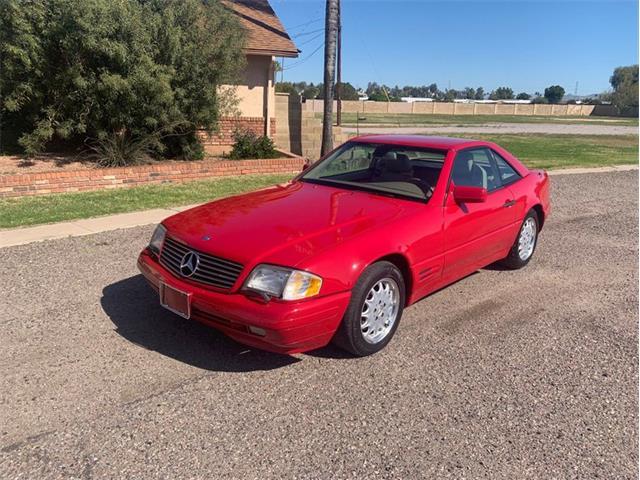 1998 Mercedes-Benz SL500 (CC-1352054) for sale in Punta Gorda, Florida