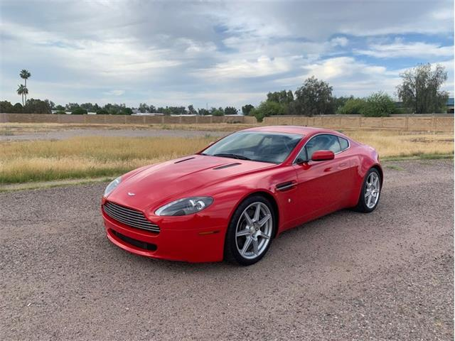 2006 Aston Martin Vantage (CC-1352060) for sale in Punta Gorda, Florida