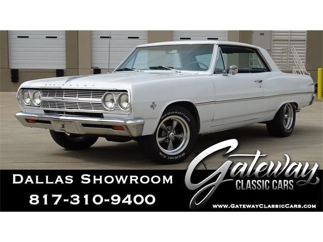 1965 Chevrolet Chevelle (CC-1352065) for sale in O'Fallon, Illinois