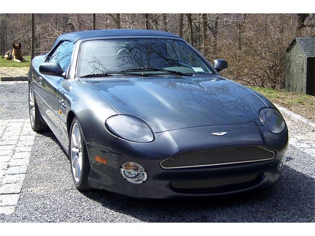2001 Aston Martin DB7 (CC-1352066) for sale in Punta Gorda, Florida