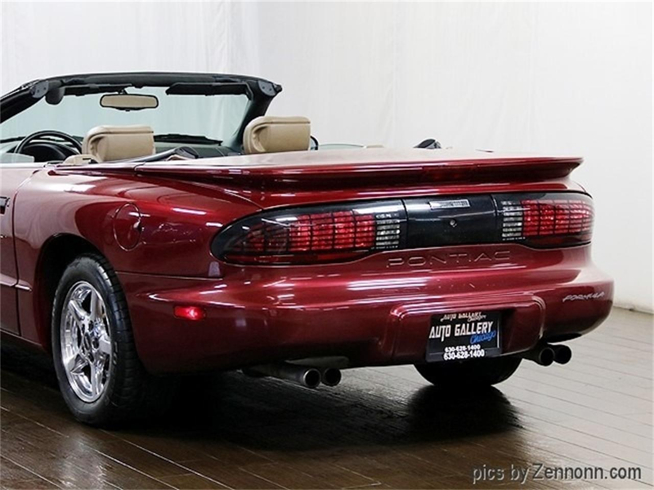 1995 Pontiac Firebird (CC-1352068) for sale in Addison, Illinois