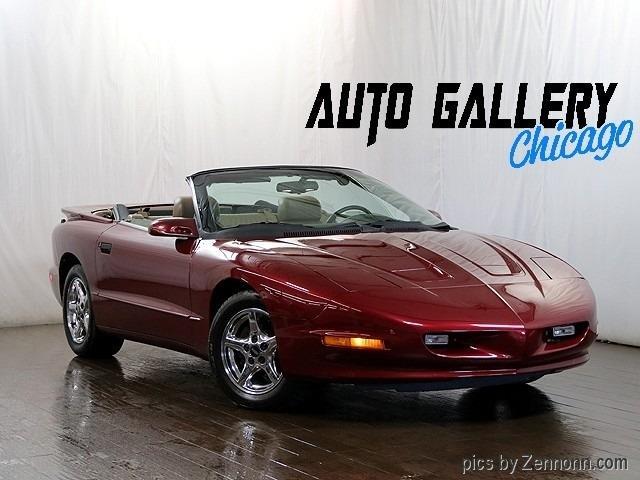 1995 Pontiac Firebird (CC-1352068) for sale in Addison, Illinois