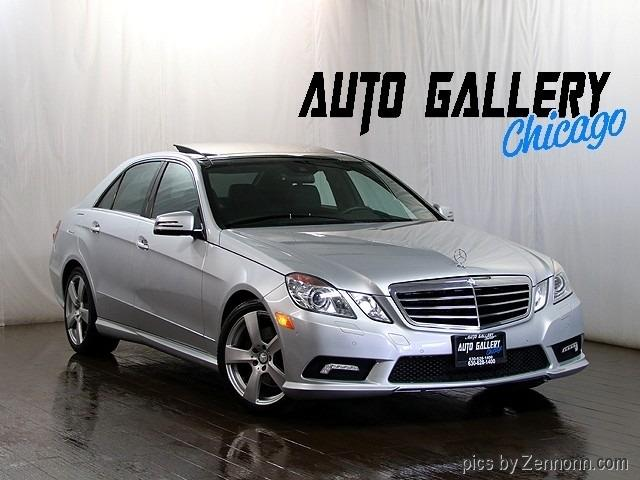 2010 Mercedes-Benz E-Class (CC-1352070) for sale in Addison, Illinois