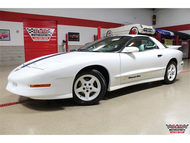 1994 Pontiac Firebird (CC-1352076) for sale in Glen Ellyn, Illinois