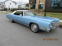 1971 Cadillac Eldorado (CC-1352100) for sale in Carlisle, Pennsylvania