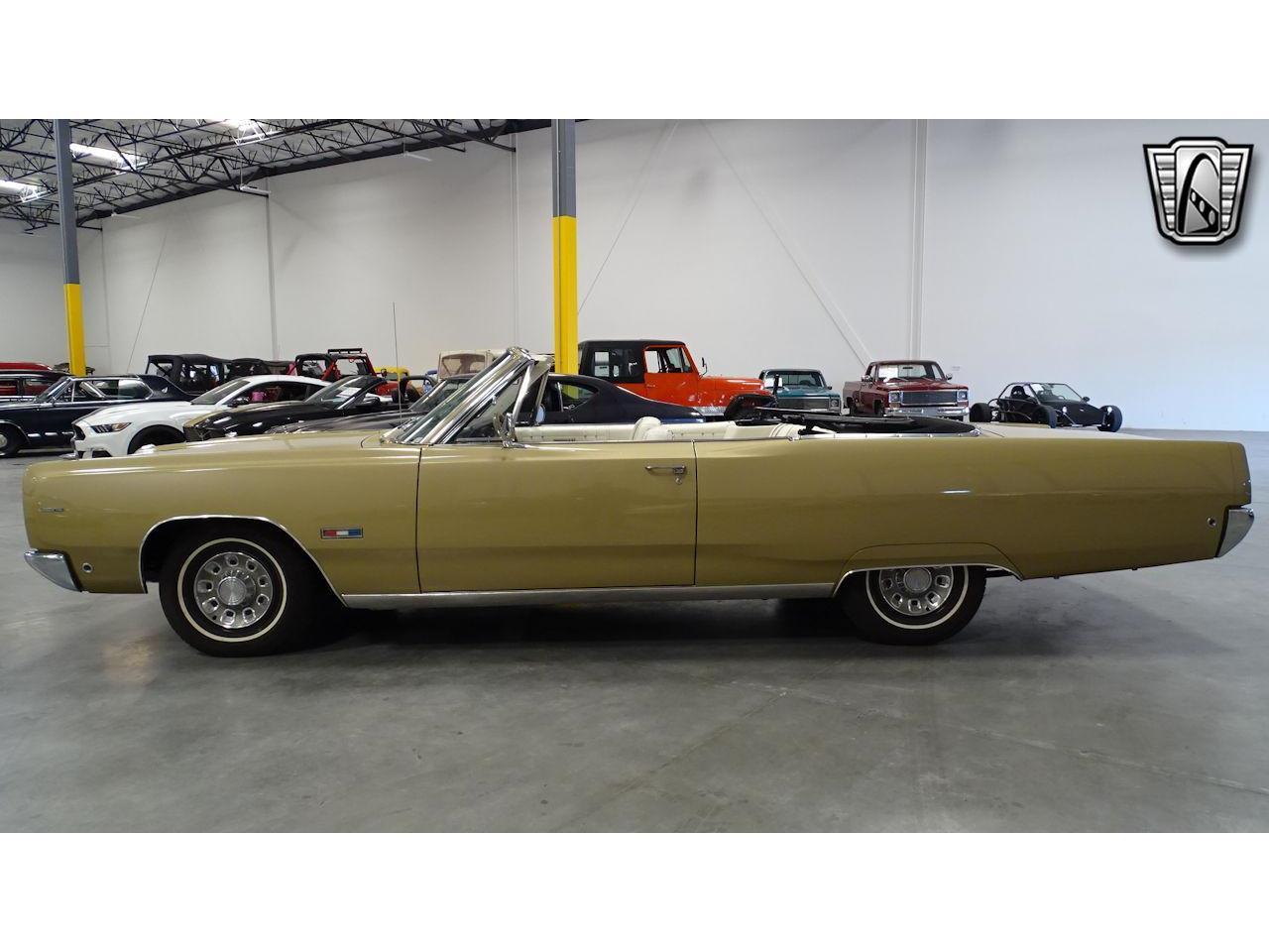 1968 Plymouth Sport Fury (CC-1352101) for sale in O'Fallon, Illinois