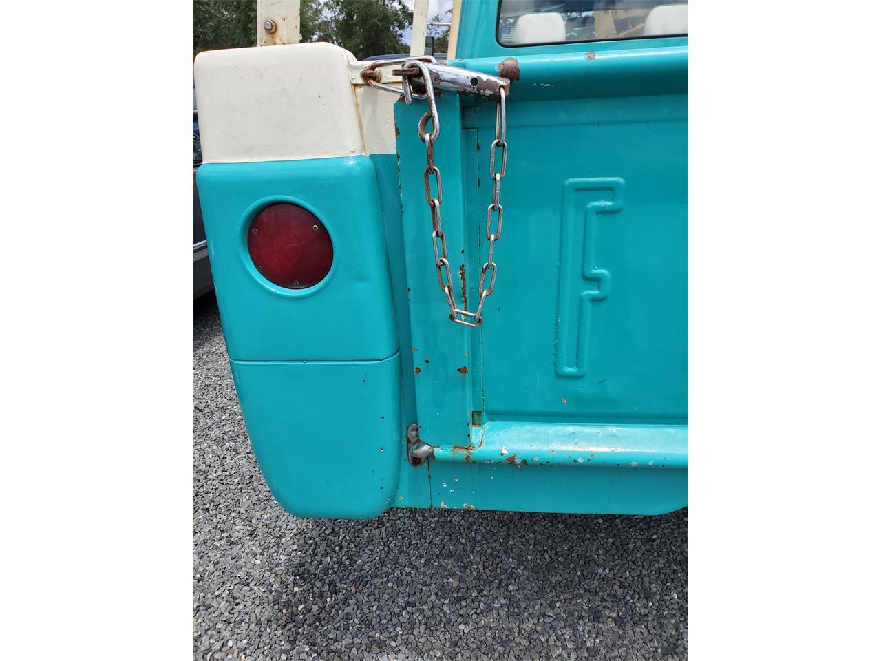 1960 Ford F100 (CC-1352114) for sale in Healdsburg, California