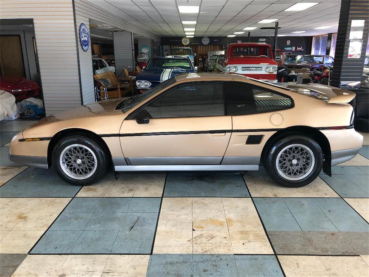 1987 Pontiac Fiero (CC-1352118) for sale in Hastings, Nebraska