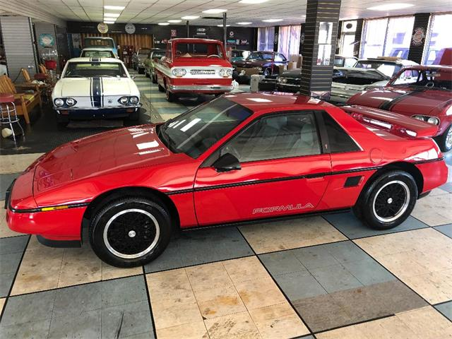 1988 Pontiac Fiero (CC-1352119) for sale in Hastings, Nebraska