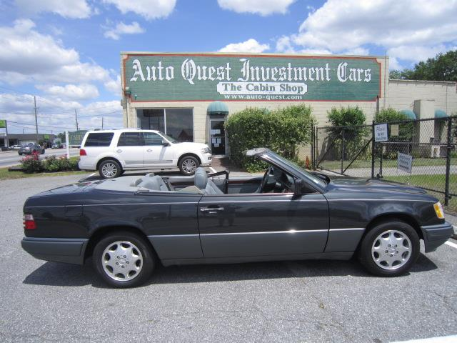 1995 Mercedes-Benz E320 (CC-1352134) for sale in Tifton, Georgia