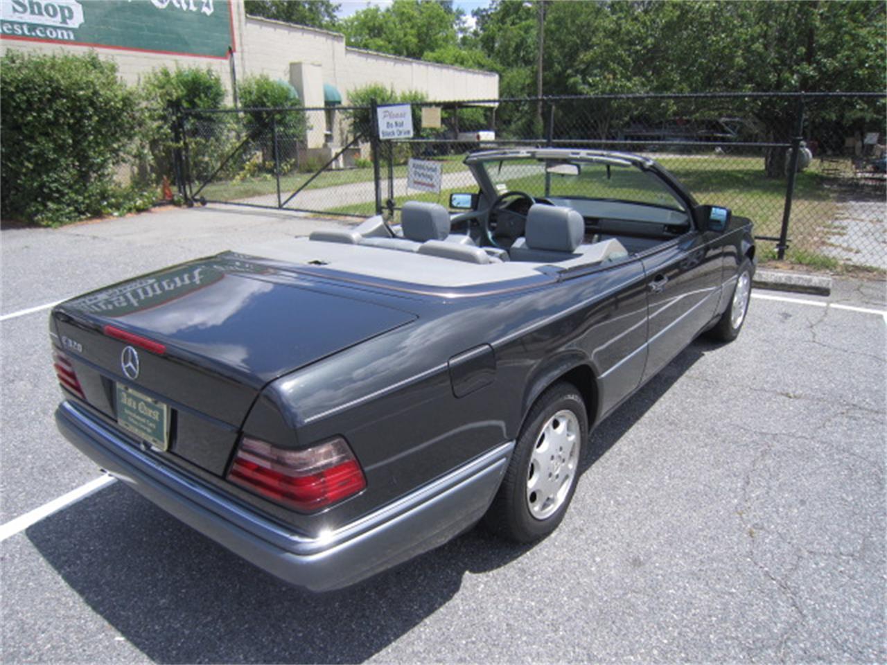 1995 Mercedes-Benz E320 (CC-1352134) for sale in Tifton, Georgia