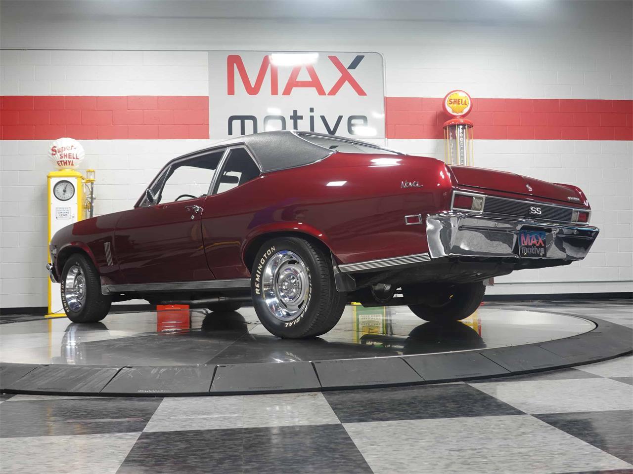 1968 Chevrolet Nova (CC-1352138) for sale in Pittsburgh, Pennsylvania