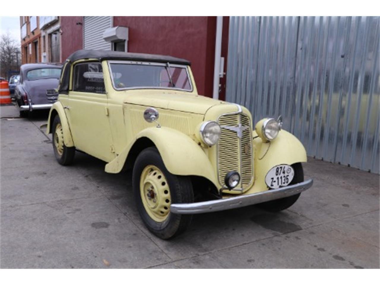 1939 Adler Trumpf Junior (CC-1352142) for sale in Astoria, New York