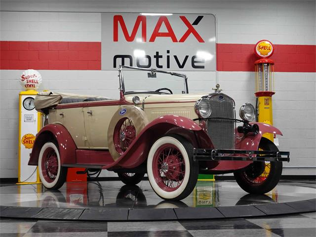 1930 Ford Model A (CC-1352145) for sale in Pittsburgh, Pennsylvania