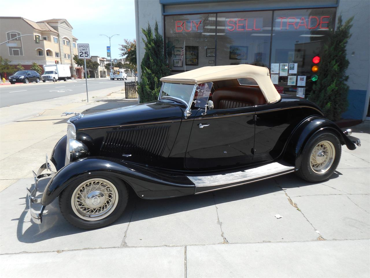 1932 Ford Roadster (CC-1352157) for sale in Gilroy, California