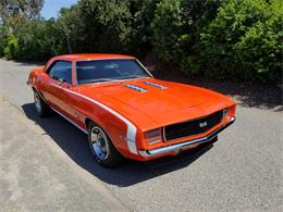 1969 Chevrolet Camaro RS/SS (CC-1352170) for sale in Fullerton, California
