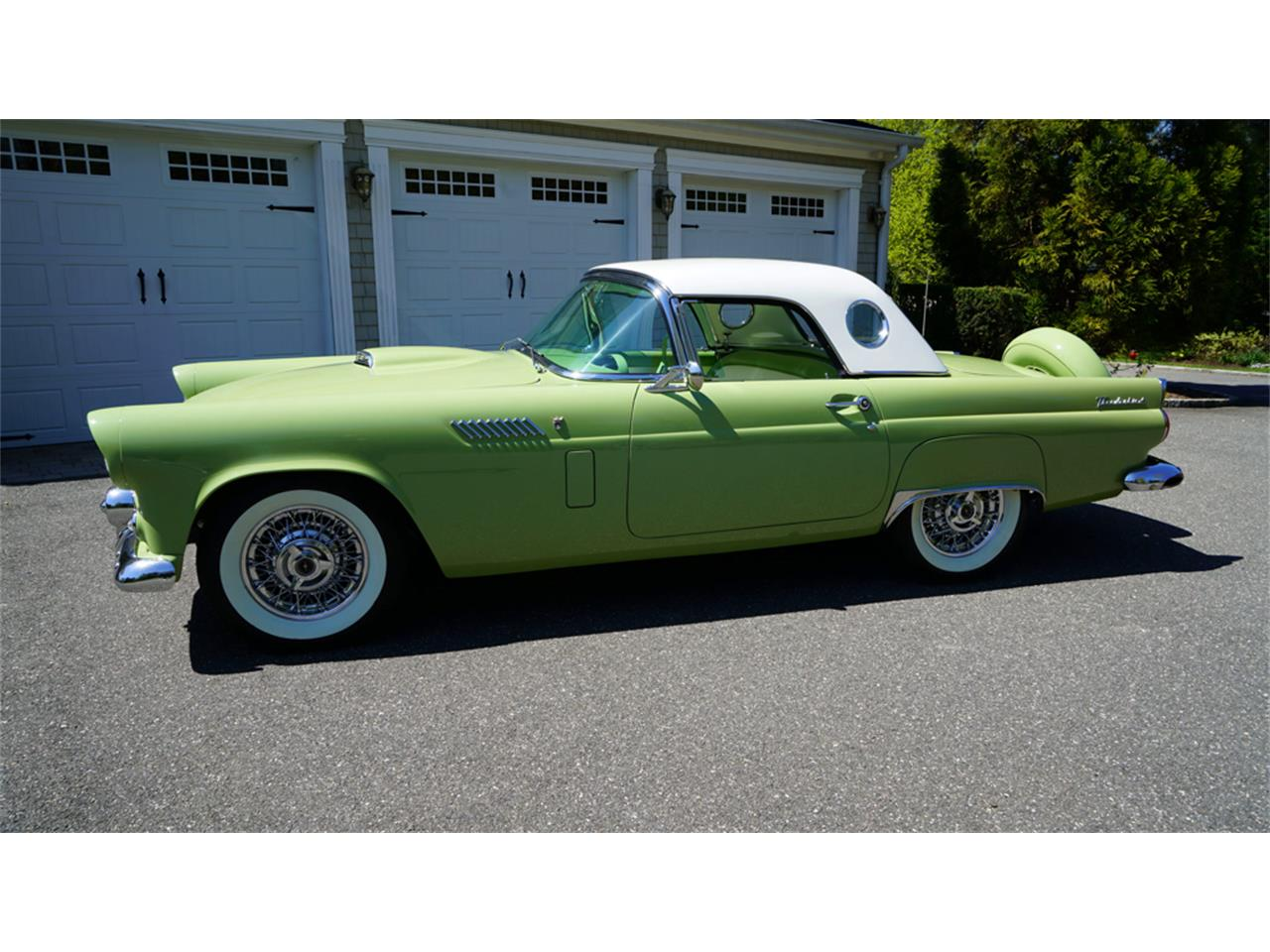 1956 Ford Thunderbird (CC-1352172) for sale in Old Bethpage, New York