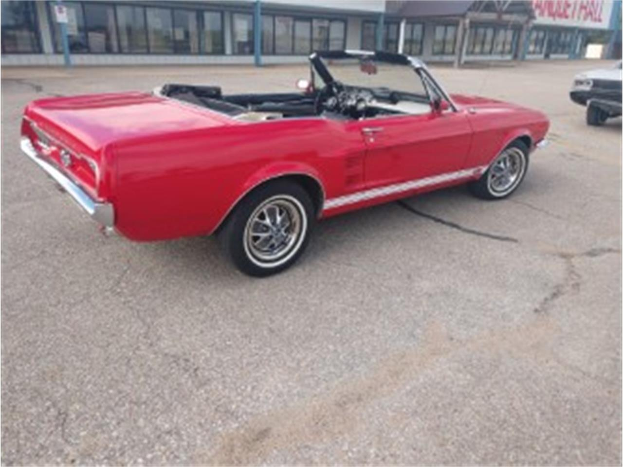 1967 Ford Mustang GT (CC-1352175) for sale in Benton, Kansas