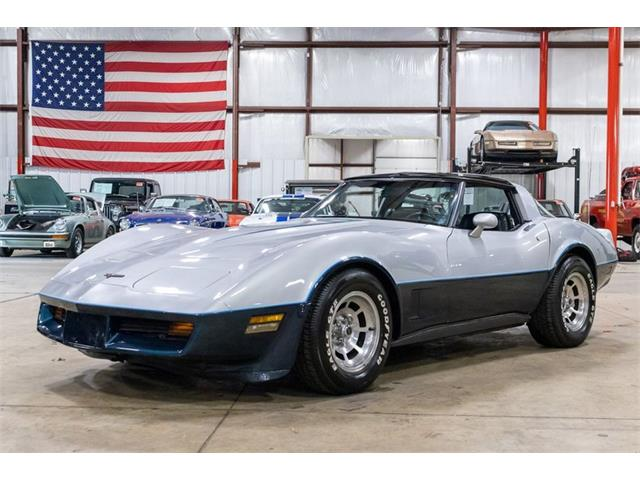 1981 Chevrolet Corvette (CC-1352176) for sale in Kentwood, Michigan