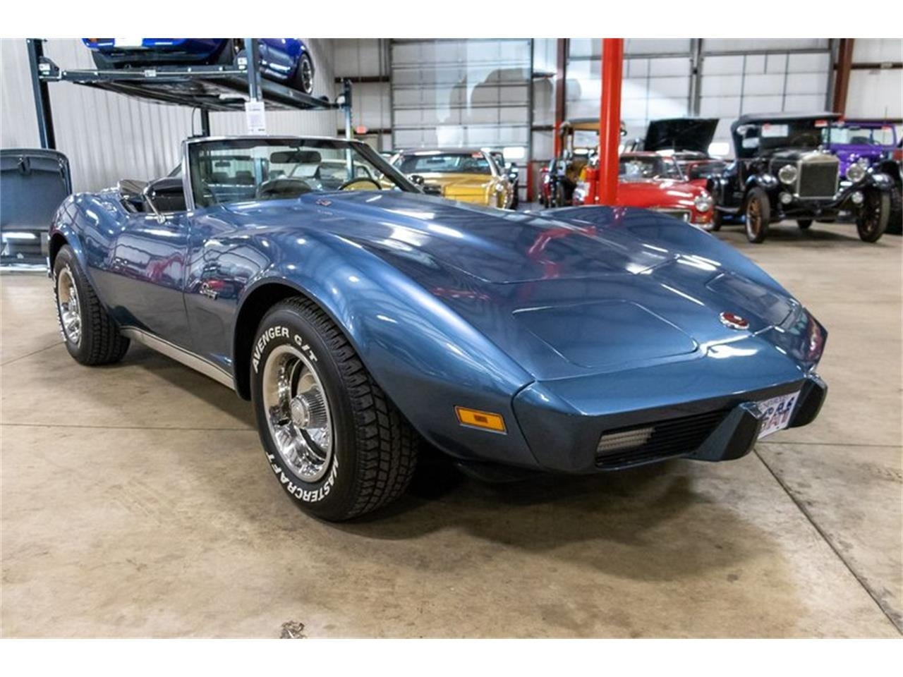 1975 Chevrolet Corvette (CC-1352182) for sale in Kentwood, Michigan