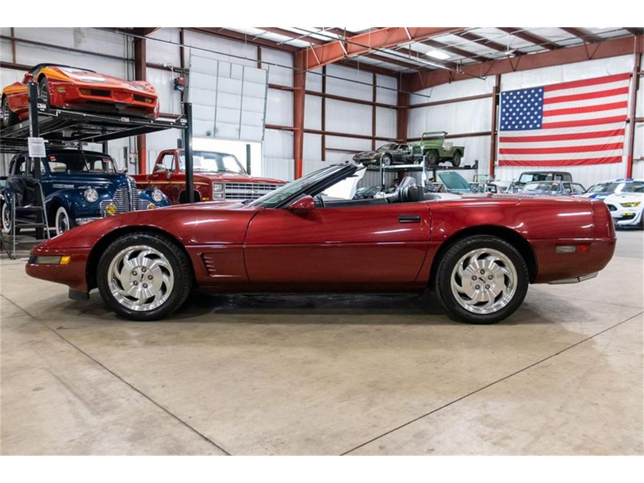 1990 Chevrolet Corvette (CC-1352185) for sale in Kentwood, Michigan