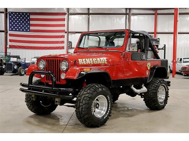 1983 Jeep CJ (CC-1350219) for sale in Kentwood, Michigan