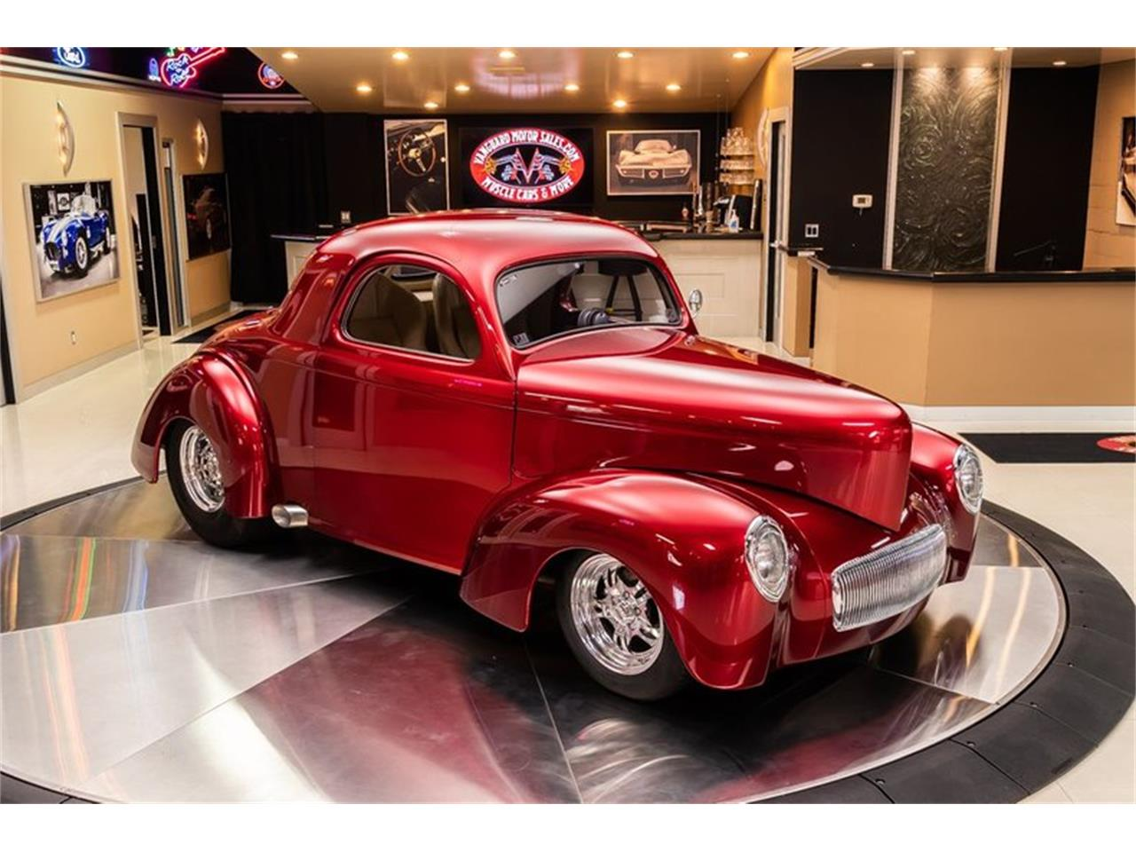 1941 Willys Coupe (CC-1352205) for sale in Plymouth, Michigan