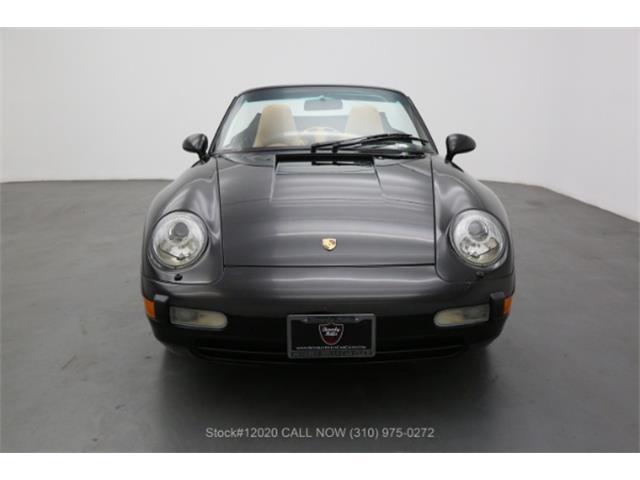 1995 Porsche 993 (CC-1352214) for sale in Beverly Hills, California