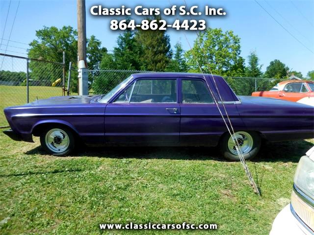 1966 Plymouth Fury (CC-1352226) for sale in Gray Court, South Carolina