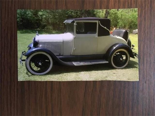 1929 Ford Model A (CC-1352233) for sale in Cadillac, Michigan