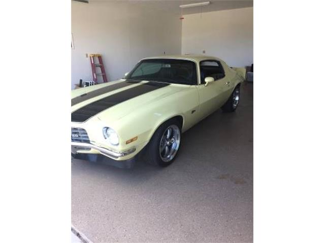 1972 Chevrolet Camaro (CC-1352234) for sale in Cadillac, Michigan