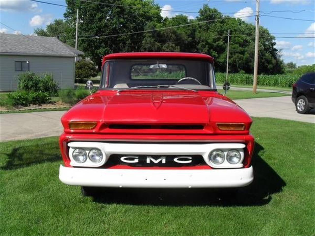 1963 GMC Pickup (CC-1352238) for sale in Cadillac, Michigan