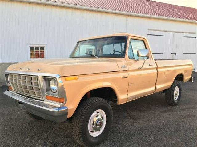 1978 Ford F150 (CC-1352239) for sale in Cadillac, Michigan