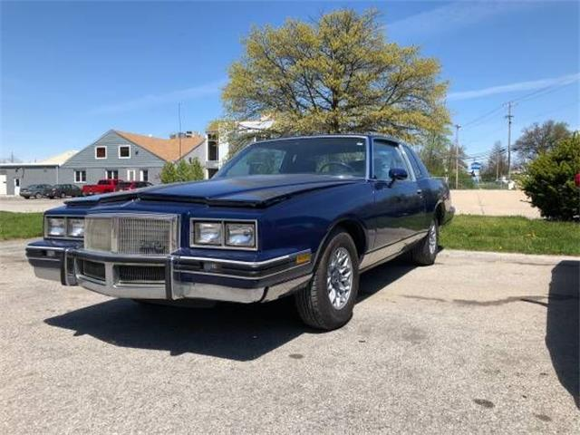 1981 Pontiac Grand Prix (CC-1352242) for sale in Cadillac, Michigan