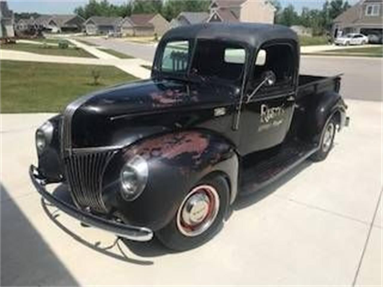 1941 Ford Pickup (CC-1352245) for sale in Cadillac, Michigan