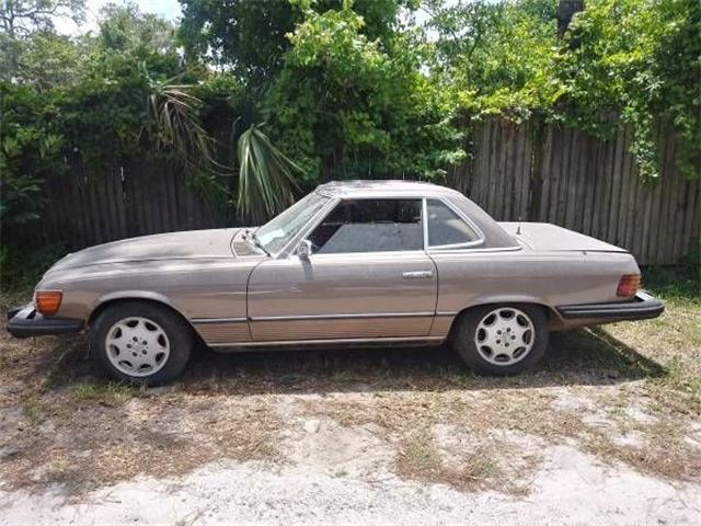 1974 Mercedes-Benz 450SL (CC-1352246) for sale in Cadillac, Michigan